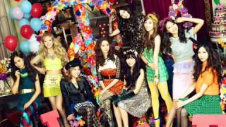 Girls Generation - Gossip Girls [Full Audio]