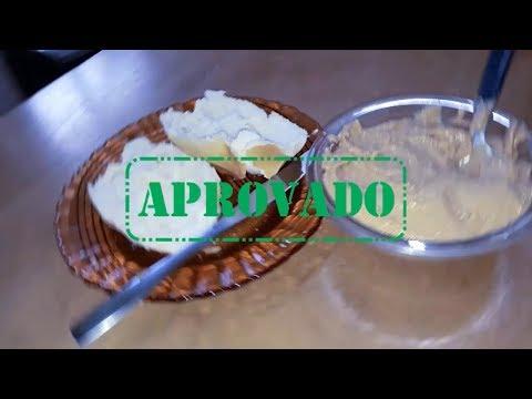 CREME DE AMENDOIM (1 ou 2 ingredientes) | Preto Na Cozinha