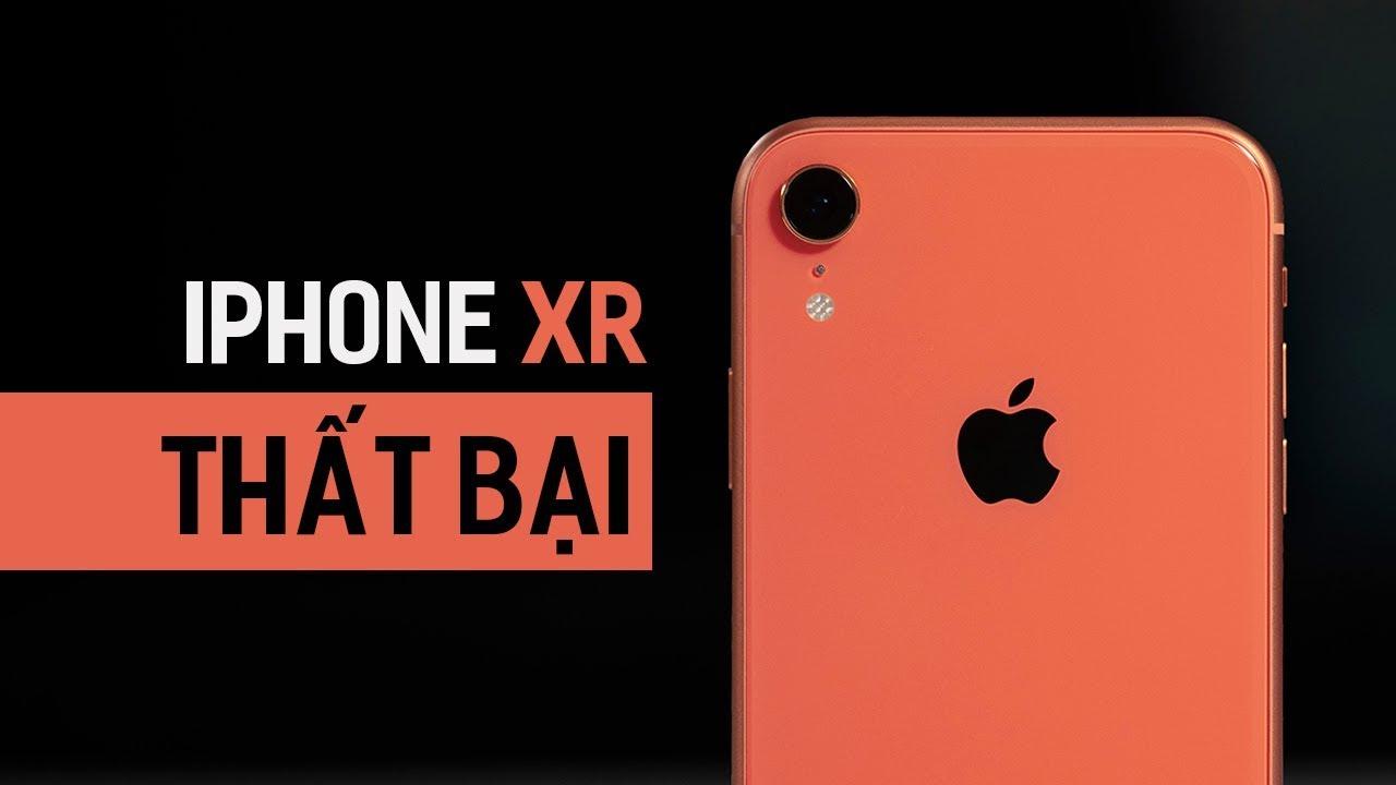 iPhone XR bán kém, giảm giá sốc?
