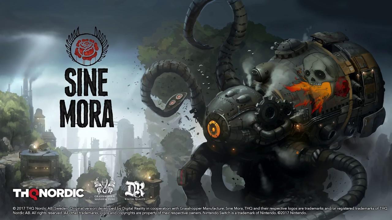 Sine Mora EX - Nintendo Switch - Local Coop Teaser