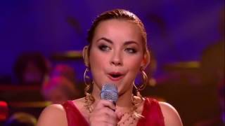 """Charlotte Church: Enchantment (2001), full concert. Fragment 14 of 20, """"From My First Mome"""