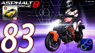Asphalt 8 Airborne Walkthrough - Part 83 - Moto Blitz S3: KTM 1290 Super Duke R