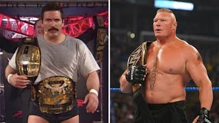 UFC Legend Shoots HARD On Brock Lesnar, Matt Hardy vs Chris Jericho ELITE DELETION Hype!