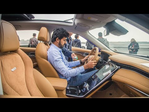 This Car Is Simply Phenomenal - Electric But Fasttt! | Faisal Khan