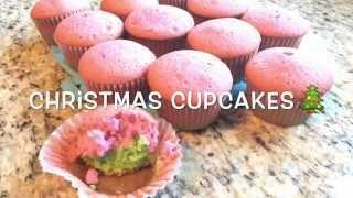 How To Make Holiday Christmas Cupcakes