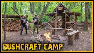 Bushcraft Camp - Dinge passieren.. - Bushcraft Outdoor Deutschland
