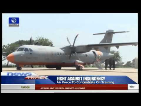 War On Terror: Nigerian Air Force To Concentrate On Training -- 02/08/15