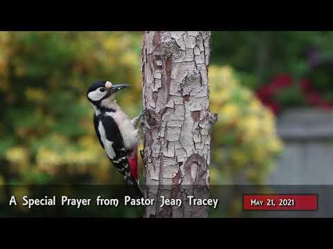 2021-May-21 - Pastor Jean Tracey Prayer