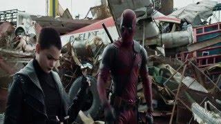 Deadpool Final fight Scene (Negasonic Teenage Warhead vs Angel Dust) 1080p HD