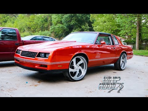 WhipAddict: Monte Carlo SS Remix! New Kandy Paint, Interior & Wheels, Top Ryders Customs