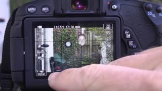 Canon T4i T5i 650D/700D Focus lesson