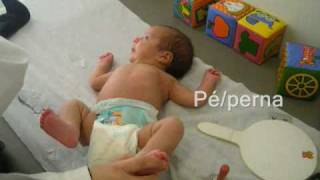 Exame Neurológico do Recém Nascido