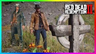 6 HIDDEN Encounters Where John Marston Remembers Arthur Morgan In Red Dead Redemption 2! (RDR2)