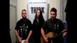 Throw Your Arms Around Me - Hunters & Collectors & Doug Anthony Allstars acoustic cover