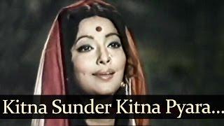 Kitna Sundar Kitna Pyaara - Jai Mahalaxmi Maa   - YouTube