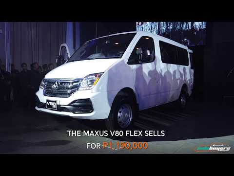 Maxus Launch