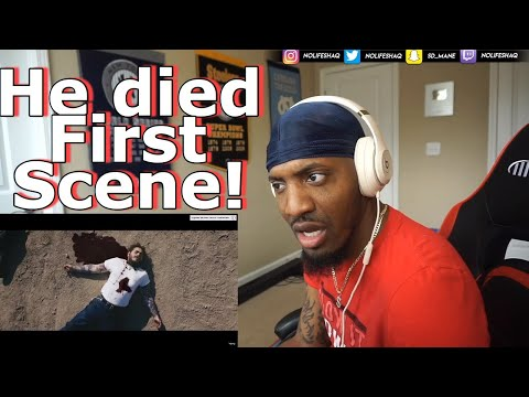 "HE CAME BACK ALIVE!  Post Malone - ""Goodbyes"" ft. Young Thug (Rated R) (Reaction)"