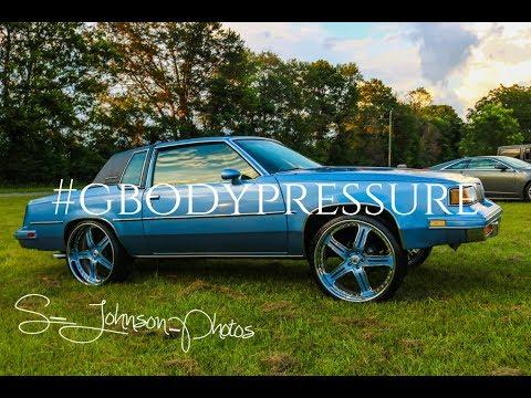 Super Clean Oldsmobile Cutlass Supreme on Asanti Wheels in HD (Stunt Fest)