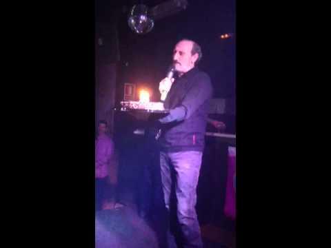 José Luis Gil en Discoteca Arena Blanes