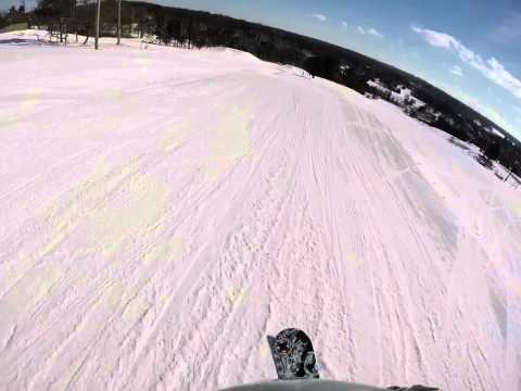 Alpine valley boarder cross 2/14/16