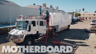 The Ultimate Explorer Vehicle: Test Driving Bran Ferren
