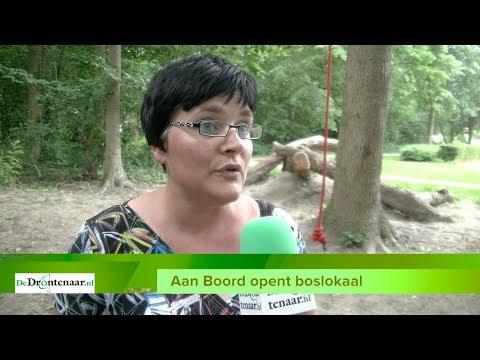 VIDEO | Leerlingen van Aan Boord leren in boslokaal meer dan uit de boeken