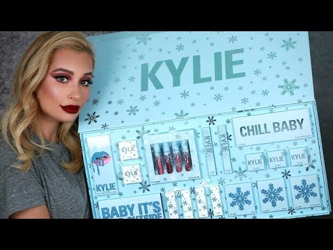 KYLIE COSMETICS 2018 HOLIDAY COLLECTION