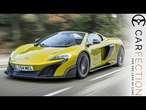 McLaren 675LT Spider: Like The Best But Better - Carfection