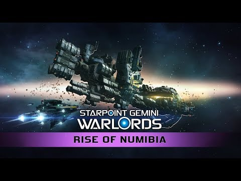 Gameplay de Starpoint Gemini Warlords: Rise of Numibia