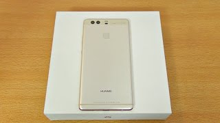 Huawei P9 Plus Unboxing, Setup & First Look! (4K)