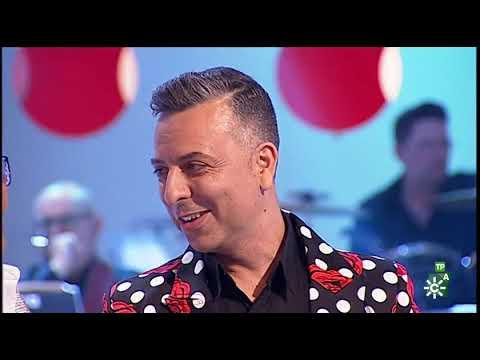 Óscar Santa Cruz en Yo soy del sur ( Canal sur TV)