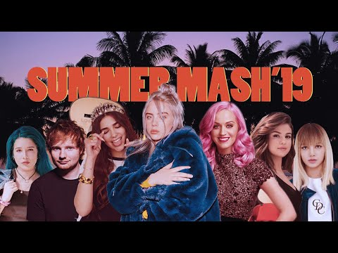 SUMMERMASH'19 | Summer Megamix (30+ Songs) 2019 | Ariana Grande, Kygo, & MORE | by: JoshuelMashups
