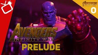 Avengers Infinity War: Prelude Stop Motion Film