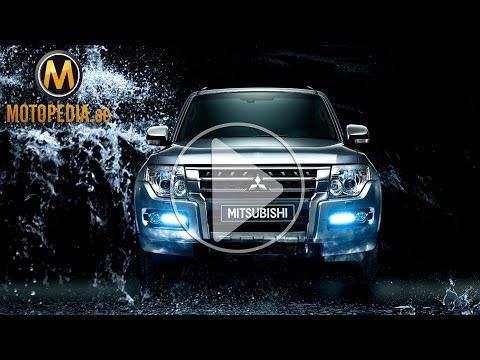 2015 Mitsubishi Pajero Review - تجربة ميتسوبيشي باجيرو - Dubai UAE Car Review by Motopedia.ae
