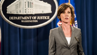 Former acting AG Yates set to testify on Russia