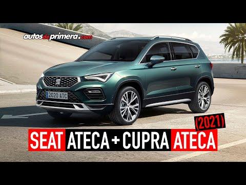 SEAT Ateca 2021 + CUPRA Ateca 2021 ¡SE ACTUALIZAN! 😉 Lanzamiento