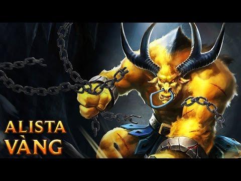 Alistar Vàng