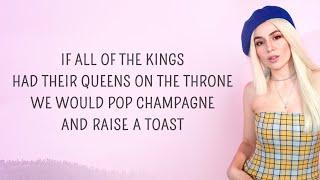 Ava Max - Kings & Queens (Lyrics)