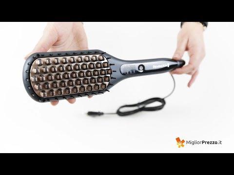 Spazzola Lisciante Remington CB7400 Video Recensione