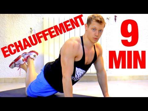 Lensemble des exercices pour les muscles pour les hommes de la maison