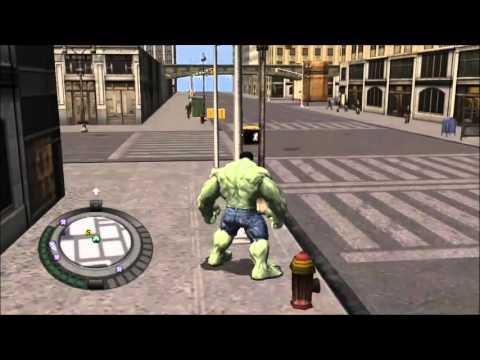 hulk pc cheats
