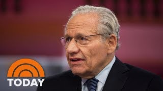Bob Woodward Speaks Out On 'Fear' In 1st Live Interview | TODAY