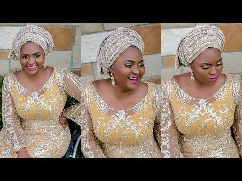 How I Tie Turban to Look Like Gele: Wedding Guest GRWM | TheDIYLady