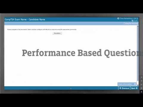 Taking Your CompTIA Exam - YouTube