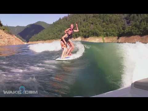 How to Wakesurf 101 – Tandem Wakesurfing