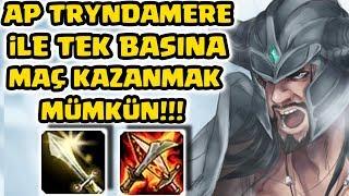 AP TRYNDAMERE İLE ÖNCE FEEDLEDİK SONRA TAŞIDIK !! AYRIK İTTİRMENİN KRALI !!!   Apophis
