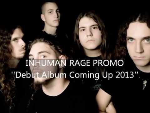 Inhuman Rage -Inhuman Rage (Promo Track)