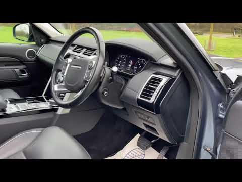 Landrover Discovery Commercial 3.0 HSE 306 VAT Qualifying Video