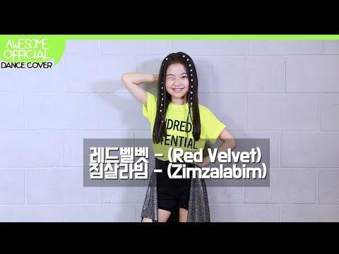 나하은(Na Haeun) - 레드벨벳(Red Velvet) - 짐살라빔(Zimzalabim) Dance cover