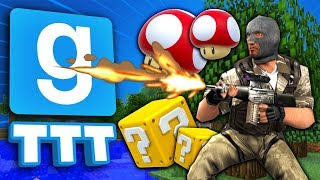 EVERY GAME IN ONE MAP | Gmod TTT